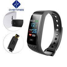 DAWO M2 <b>Fitness Bracelet</b> Activity Tracker IP67 USB Waterproof ...