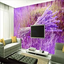 custom wallpapers modern large 3d simple aesthetics painting mint green flowers nordic style tv background wallpaper