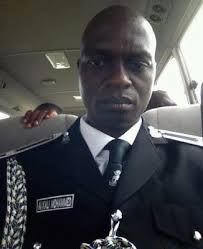Image result for slain officer in rivers rerun akali images