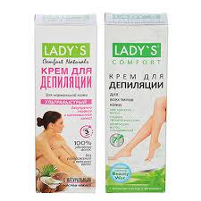 <b>Крем для депиляции LADY`S</b> для всех типов кожи/ для ...