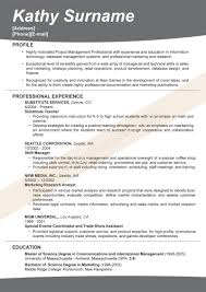 effective resume objective template effective resume objective