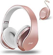 Bluetooth Over-Ear Headphones, Zihnic Foldable ... - Amazon.com