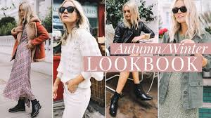 6 Everyday Outfits For Autumn | <b>Autumn Winter</b> Lookbook <b>2019</b> ...
