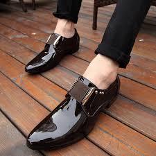 <b>Men's Pointed Shoes</b> Fashion Casual <b>Business Shoes</b> Luxury-buy ...