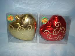 <b>Ёлочная игрушка Monte</b> Christmas Сердце, N6380193, 15 см