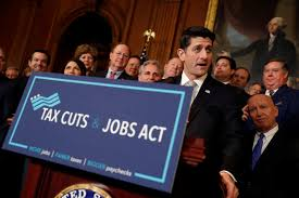 (Not so) <b>Happy birthday</b> to the Tax Cuts and Jobs Act
