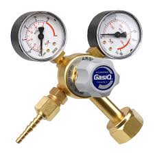 <b>Газовый редуктор GasIQ</b> Minex Ar/Mix 30l/min 3/4-3/8 (37081260 ...