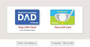 Gift Cards | JCPenney