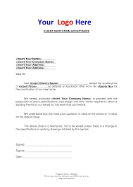 doc quotation templates sample example format business letter for quotation format of quote template letter