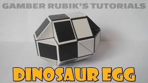 Rubik's Twist 36 - Dinosaur Egg - YouTube