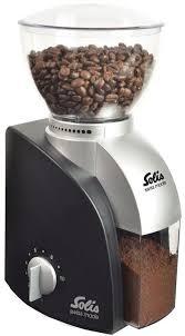 <b>Solis Scala</b>, Black <b>кофемолка</b> — купить в интернет-магазине ...