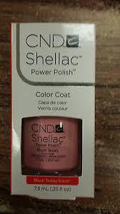 Creative <b>CND Shellac INTIMATES</b> Collection ~ <b>Blush</b> Teddy .25 oz ...