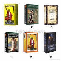 Tarot Card <b>Set</b> Online