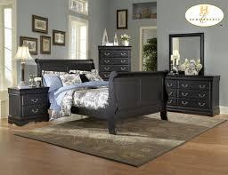 design bedroom black furniture home decor