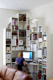 home office ideas small spaces work. with contemporary storage units you can make good use of a corner space home office ideas small spaces work k