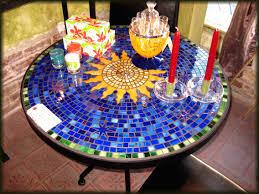 bar patio qgre: mosaic top garden table hnzu mosaic top garden table mosaic top garden table hnzu
