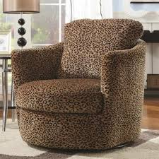 living room swivel chairs arm  full size of cheetah swivel chair arm rest storage chair brown leopar