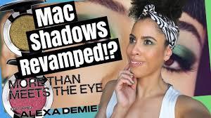 <b>MAC</b> - New Eyeshadow Reformulation?! - Demo + Review ...
