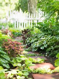 Small Picture Stunning Shade Garden Design Ideas