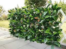 <b>e</b>-joy 24 Piece Artificial Topiary Hedge Plant Privacy Fence Screen ...