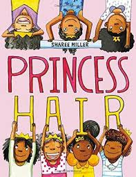 <b>PRINCESS HAIR</b> | Kirkus Reviews