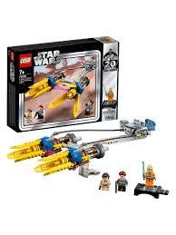 <b>Конструктор LEGO Star Wars</b> 75258 Гоночный под Энакина ...