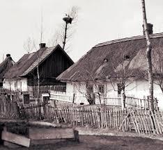 Znalezione obrazy dla zapytania wieś w II RP zdjęcia