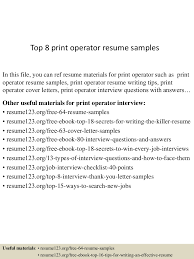 topprintoperatorresumesamples lva app thumbnail jpg cb