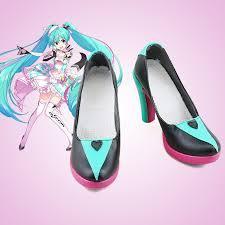 <b>New Vocaloid</b> Hatsune <b>Miku 2019</b> Racing Cosplay Shoes Anime ...