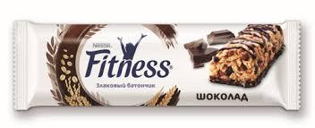 Nestle® <b>Fitness</b>® <b>Батончик</b> с цельными злаками и шоколадом 23 ...