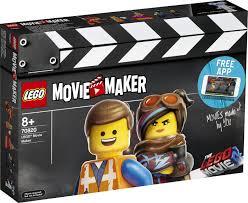 <b>Конструктор LEGO</b> Movie 2 70820 <b>Набор кинорежиссёра</b> LEGO ...