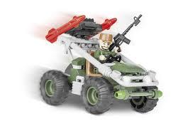 <b>Конструктор COBI Ракетный автомобиль</b> - COBI-2156 | детские ...