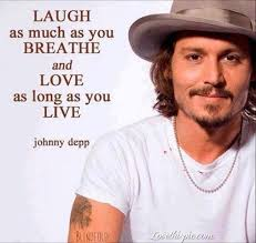 Johnny Depp Quote Pictures, Photos, and Images for Facebook ... via Relatably.com