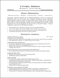 must reflect who you are so while you can use sample examples of resumes for administrative positions