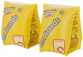 <b>Нарукавники</b> детские <b>Bestway</b> желтый цвет — купить за 199 руб ...