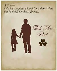 28 Cute & Short Father Daughter Quotes with Images via Relatably.com