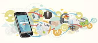 top tips when searching for a job search job by smartphone