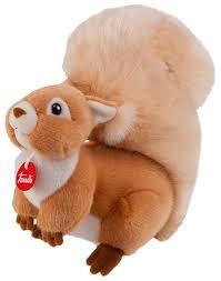 <b>Мягкая игрушка Trudi</b> Белочка Джинджер 24 см — <b>Мягкие игрушки</b> ...