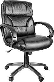 <b>Кресло руководителя Helmi HL-E08</b> Receipt, черный