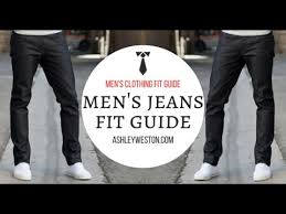 <b>Men's Jeans Fit</b> Guide - <b>Men's Clothing Fit</b> Guide - <b>Denim</b> Selvedge ...