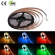 Get Quotations U0026middot Lighting EVERFlexible RGB LED Strip Light Ribbon Lights Waterproof Ultimate DIY