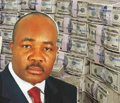 "Image result for SSS ""Uncovers Arms, Stockpiles Of Dollars In Akwa Ibom Govt. House"