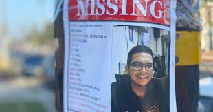 Missing community college student found in <b>shallow grave</b> near ...