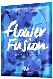 Buy <b>Origins</b> Online Only <b>Flower Fusion Lavender</b> Soothing Sheet ...
