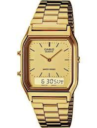 Наручные <b>часы Casio AQ</b>-230GA-9D: купить в Москве и по всей ...