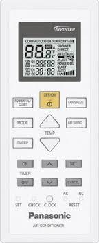 <b>Сплит</b>-<b>система Panasonic CS-BE 20</b> TKD/CU-BE 20 TKD купить в ...