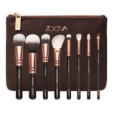 <b>ZOEVA Rosé Golden</b> Luxury Set Vol. 1 Pinselsets Pinselset online ...