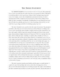 thesis statement descriptive essay good thesis statements for descriptive essays   united states  descriptive essay thesis descriptive speech sample