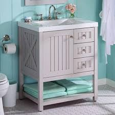 style bathroom cabinets