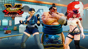 Street Fighter V gets Poison, Lucia and E. Honda in <b>a new update</b> ...